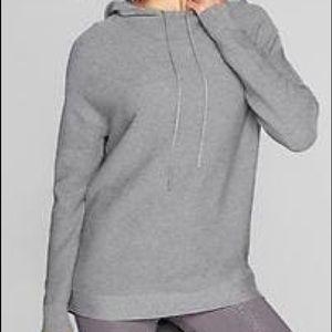 Athleta Daybreak Hoodie Sweater XXS GREY
